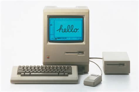 apple macintosh  mac history