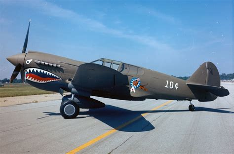Curtiss P-40E Warhawk > National Museum of the US Air ... P 40 Warhawk