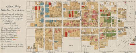 san francisco chinatown map pdf farwell s map of chinatown in san francisco 1885 377947