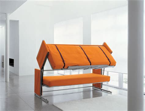 Sofa That Converts Into A Bunk Bed In Two Seconds Converts Into Bunk Bed