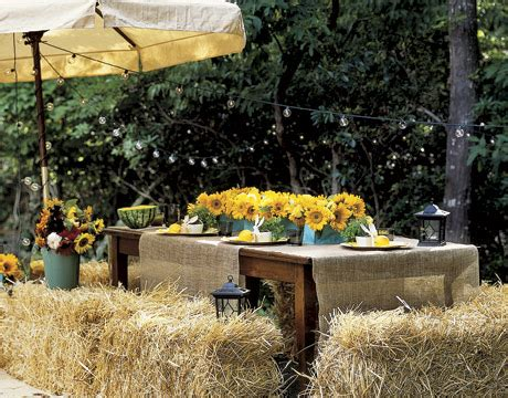fall hay bale decorating ideas fall decorating maureen
