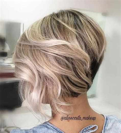 undercut bob haircuts bob haircuts 2018 undercut short bob hairstyles and haircuts for women