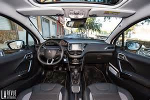 photos peugeot 2008 bluehdi 100 interieur exterieur