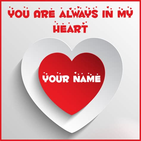 beautiful greeting cards with my name and lover write your name on greeting