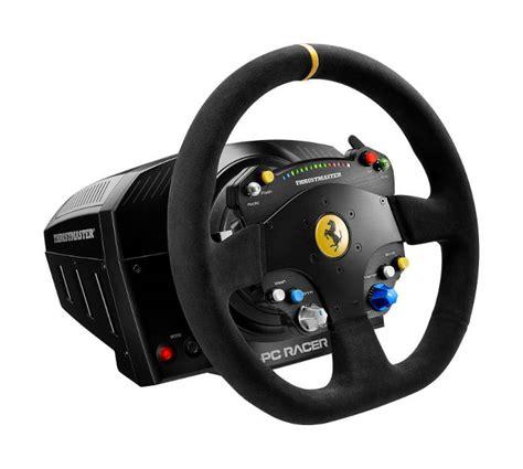 volant associates volant thrustmaster ts pc racer 488 challenge edition