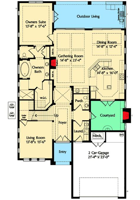 house plans with master suite on second floor upper or main floor master suite 42826mj 1st floor