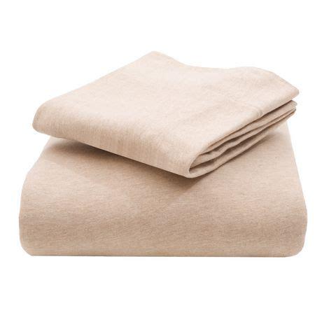 walmart jersey knit sheets mainstays jersey knit cotton sheet set walmart ca
