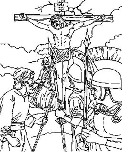 printable holy week coloring book catholic icing holy week coloring pages and printables