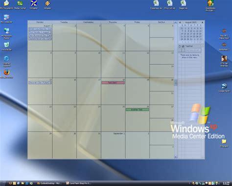 Calendrier Outlook Afficher Le Calendrier Outlook Sur Bureau Spawnrider