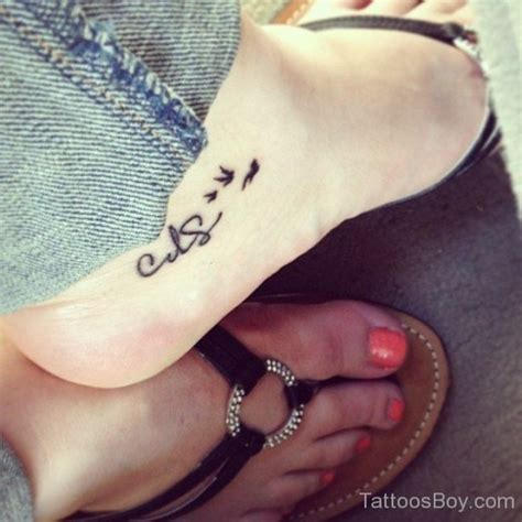 small bird tattoos on foot foot tattoos designs pictures page 5