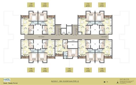 Bedroom Floor Plan 3bhk floor plans apartments in avadi hazelproject in