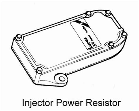 how to test injector resistor box how to test fuel injector resistor box 28 images part 1 how to test the fuel injectors 1997