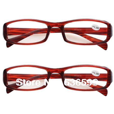 buy 1 pair womens mens unisex clear lens frames half