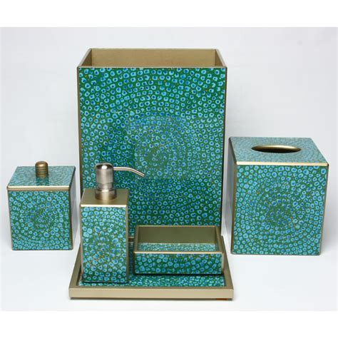 blue and green bathroom accessories blue green on pinterest cobalt blue green bathroom