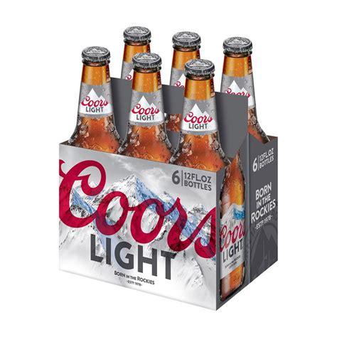 coors light 24 oz alcohol percentage coors coors light 12 oz btl new york beverage