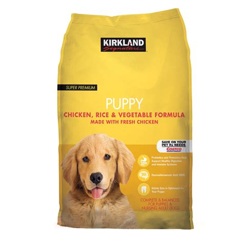 kirkland nature s domain puppy food kirkland signature nature s domain puppy chicken pea 20 lbs jet