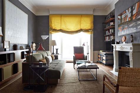 gelbe und braune wohnzimmer ideen 100 verbl 252 ffende wohnzimmer ideen mit gelb