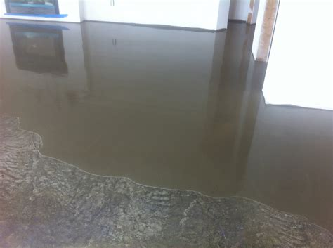 self leveling basement floor how to use self leveling floor cement carpet vidalondon