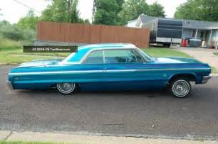 1964 chevrolet impala ss lowrider showcar cruiser