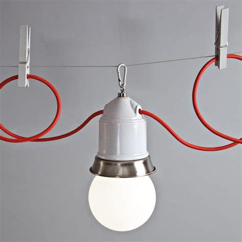 eclairage suspendu cable luminaire suspension cable tendu