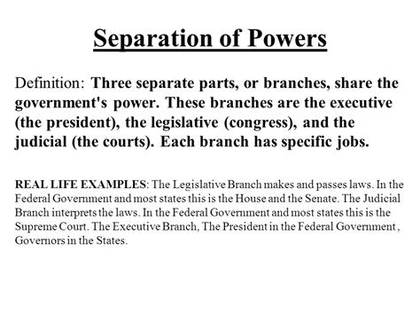 7 principles of the constitution ppt