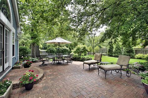 Patio Design Tips 88 Outdoor Patio Design Ideas Brick Flagstone Covered