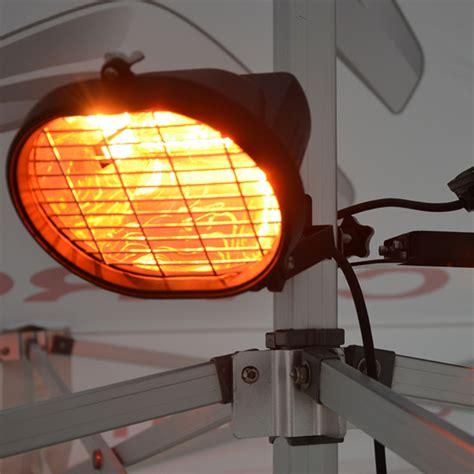 gazebo heater infared halogen gazebo heater gazeboshop