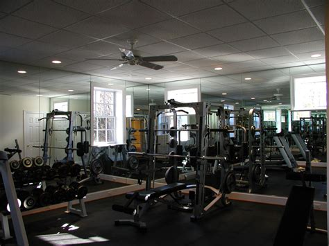 weight room mirrors custom wall mirrors maryland gallery from river glass