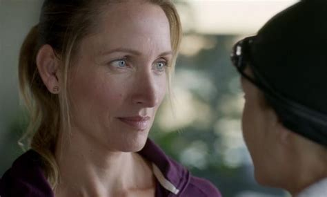 claire forlani running for her life who is trainer dr laura stevens in running for her life