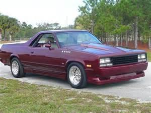 1984 Chevrolet El Camino 464elky S 1984 Chevrolet El Camino In West Palm Fl