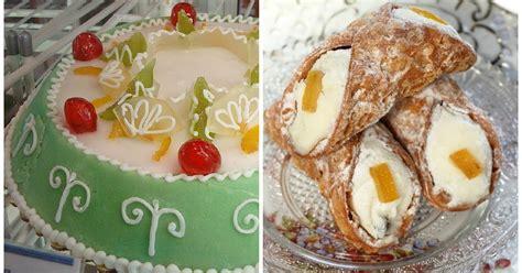 cucina siciliana dolci ricette tradizionali di dolci siciliani