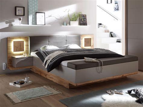 Schlafzimmer Mit überbau by Cameron Ii Schlafzimmer Mit Betttruhe Wildeiche Basaltgrau