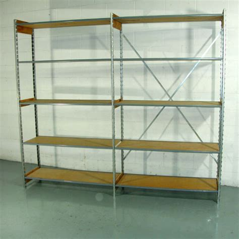 lozier shelving used used lozier 24 quot x48 quot starter section store