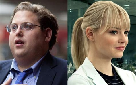 emma stone jonah hill movie ghostbusters 3 reportedly recruiting jonah hill and emma stone