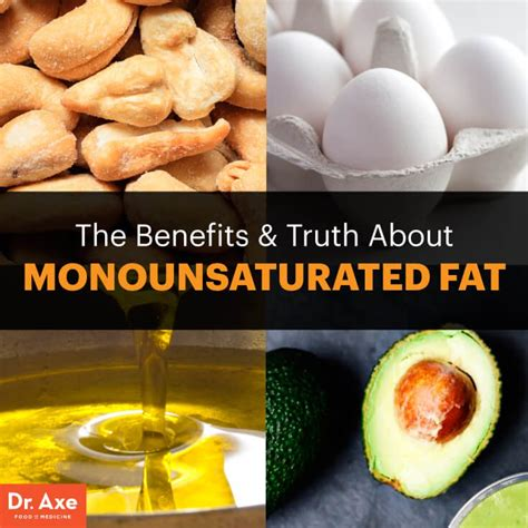 healthy fats monounsaturated the benefits about monounsaturated dr axe