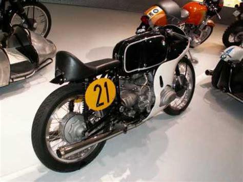 Motorrad Museum M Nchen by Bmw Museum 2009 M 252 Nchen Motorr 228 Der Youtube