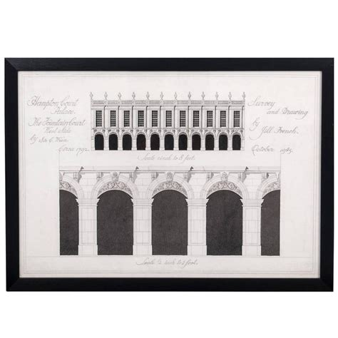 architectural drawings for sale architectural drawing for sale at 1stdibs