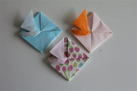 Origami Cards To Make - origami card yacht envelope