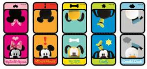 free disney bookmarks printable brantley 2 bday mickey mouse disney bookmarks