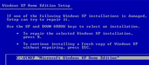windows xp exfat format error how to fix quot missing or corrupt ntfs sys quot error in windows xp