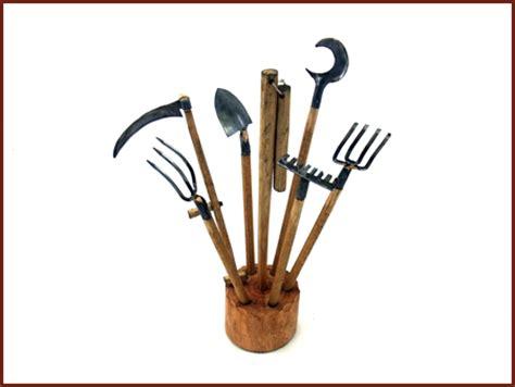 Miniature Gardening Tools miniature gardening museum