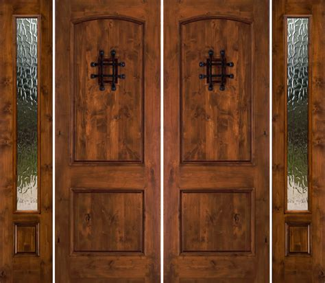 exterior front door lights double entry doors with sidelights