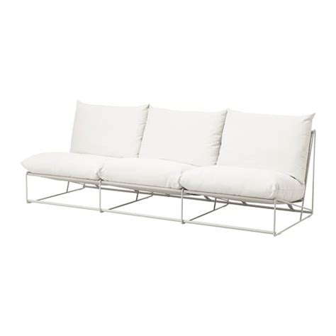 Ikea Outdoor Sofa by Havsten Sofa In Outdoor Ikea