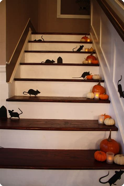 easy at home halloween decorations homemade halloween decorations quick easy