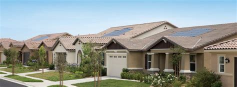 Solar Panels For Homes In Mexico - solar power for new homes communities sunpower