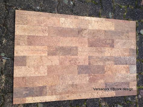 Kork Mosaik Bodenbelag by Kork Wandbelag Korkplatte 1m 178 3d Struktur 100 Massiv