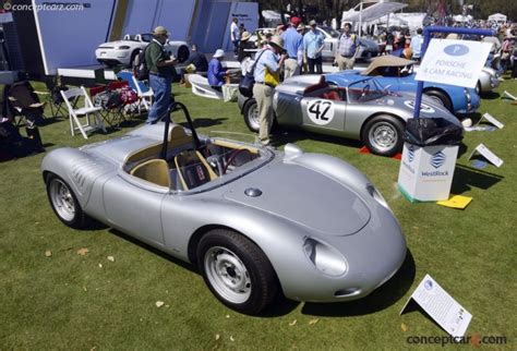 Porsche Rsk For Sale by 1959 Porsche 718 Rsk History Pictures Value Auction