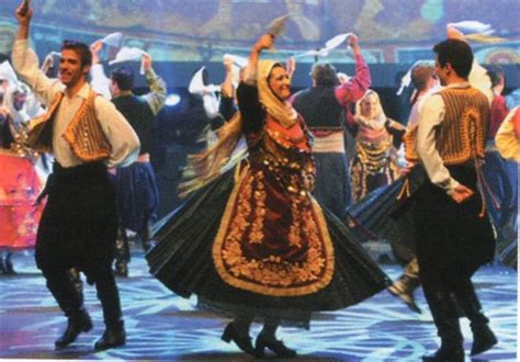Aspect of Greece Traditions in Rich Greek Culture