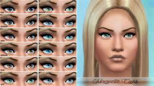 colored contacts simulator my sims 4 magnetic default custom by shady