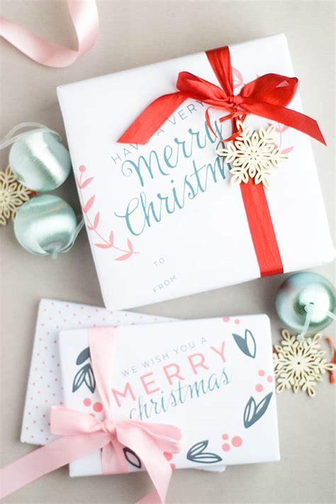 10 free printable gift wrap downloads the crafted life